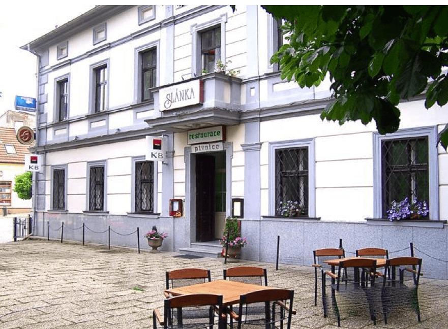 Hotel Slánka