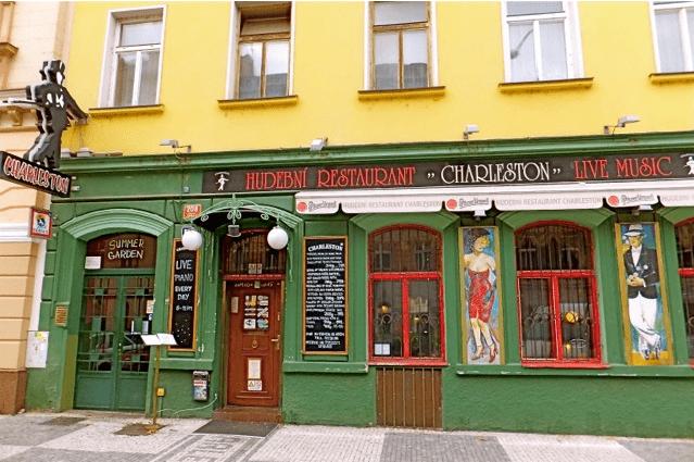 Restaurace Charleston