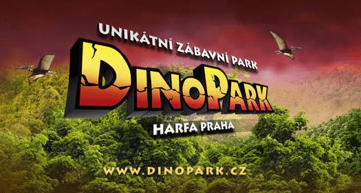 Dinopark Harfa Praha