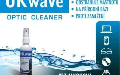 Čistič brýlí OK WAVE