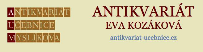 Antikvariát Kozáková